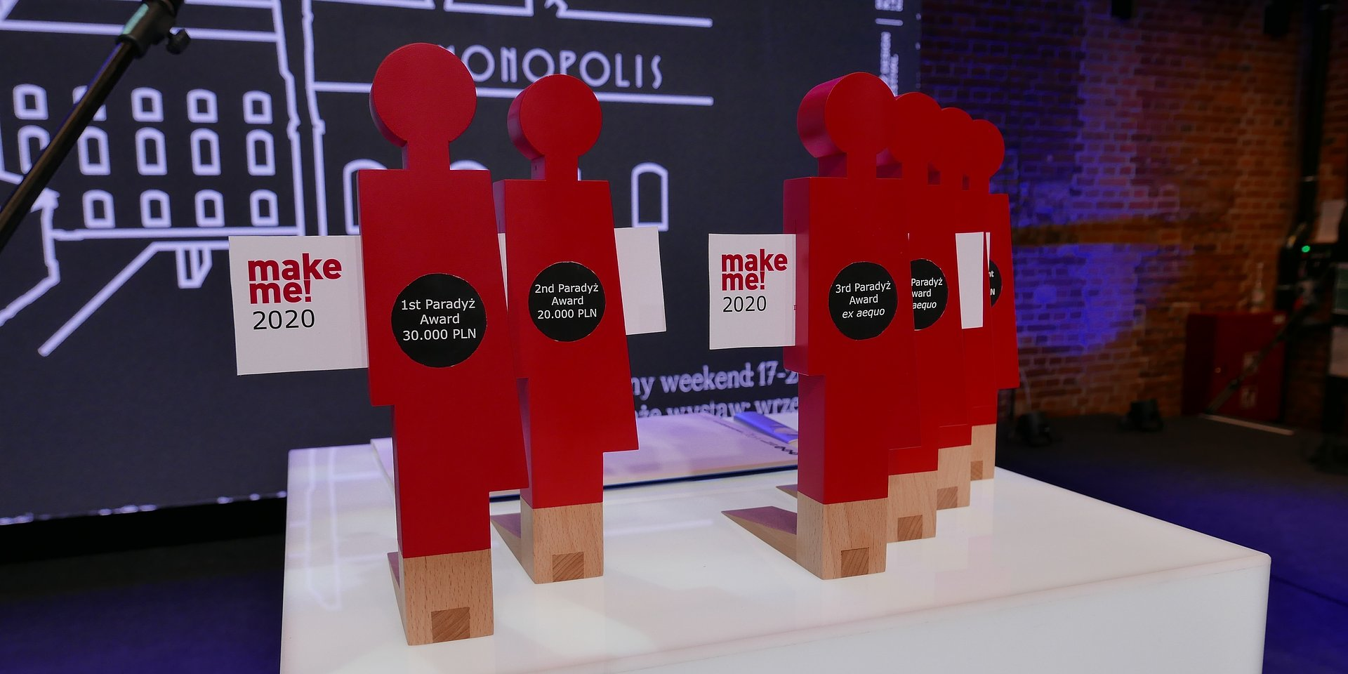 """Hope in the young - we know the results of the """"make me! 2020"""" competition"""