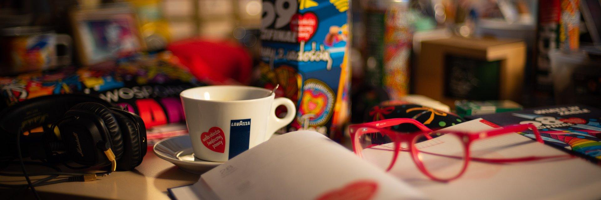 Lavazza gra z WOŚP! Włoski producent kawy ogłasza dwuletnią współpracę z WOŚP