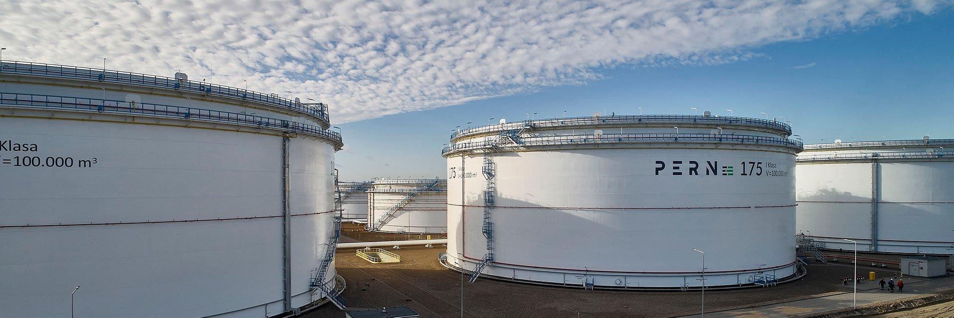 Klienci PERN otrzymają w 2021 roku nowe pojemności i skorzystają z oferty morskiego hubu paliwowego