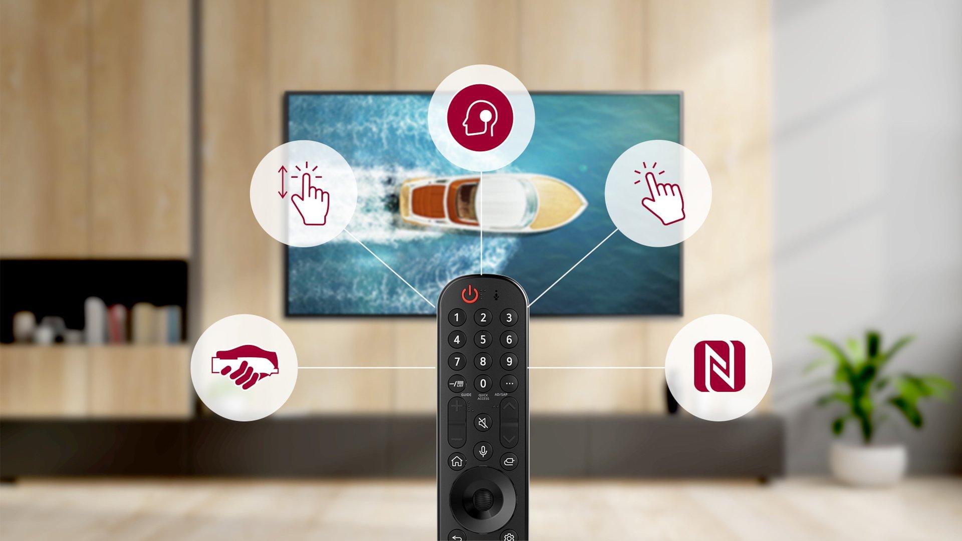 CES 2021: Firma LG prezentuje najważniejszą aktualizację systemu operacyjnego WebOS 6.0, uwzględniającą aktualne sposoby odbioru treści przez widzów