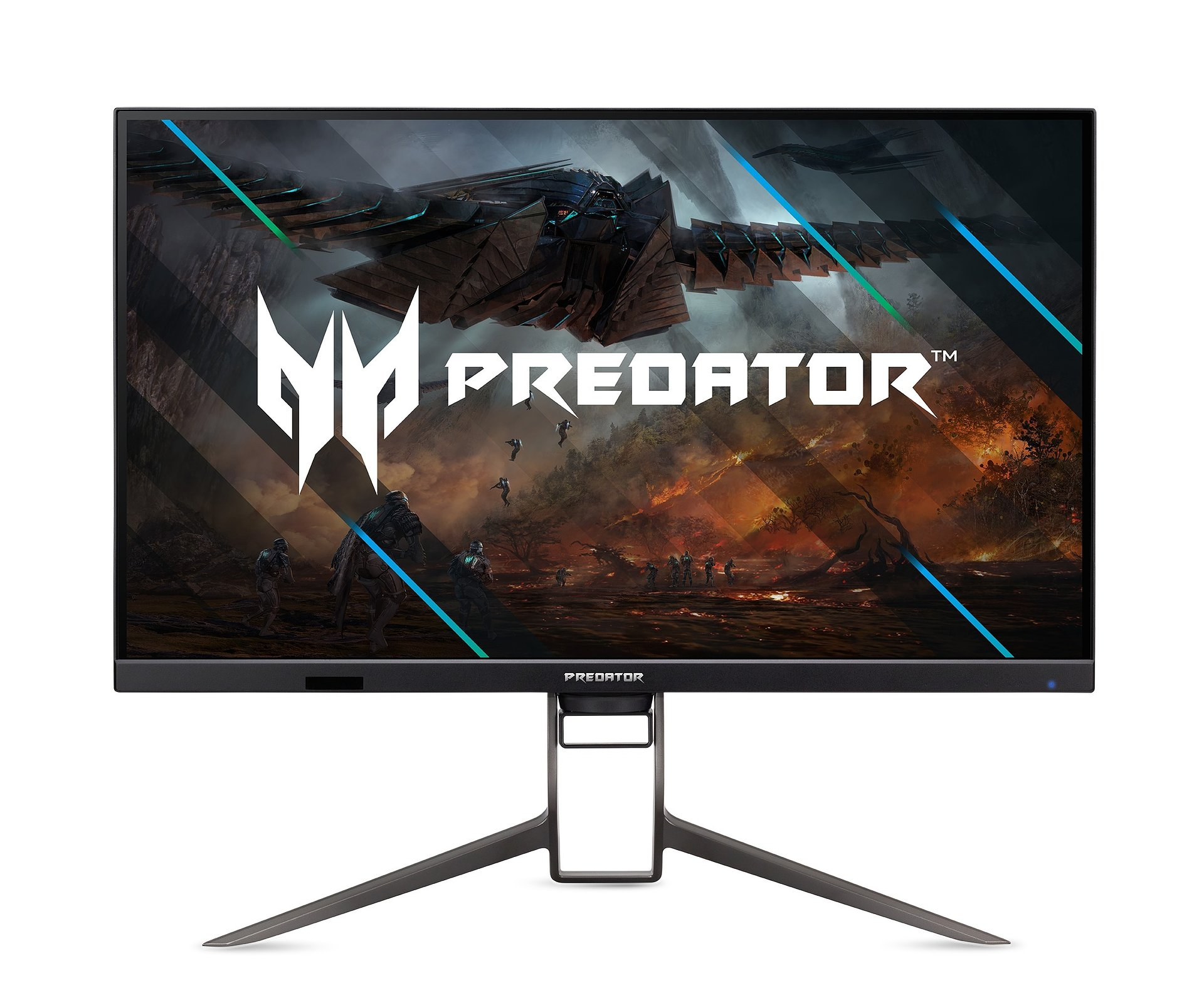 Acer poszerza serię monitorów gamingowych Predator i Nitro o trzy nowe modele z wysoką częstotliwością odświeżania obrazu