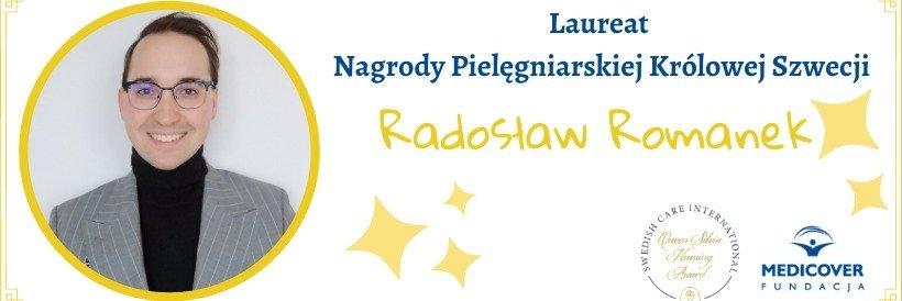 Pielęgniarz z Katowic zdobył międzynarodową Nagrodę Pielęgniarską Królowej Szwecji – Queen Silvia Nursing Award