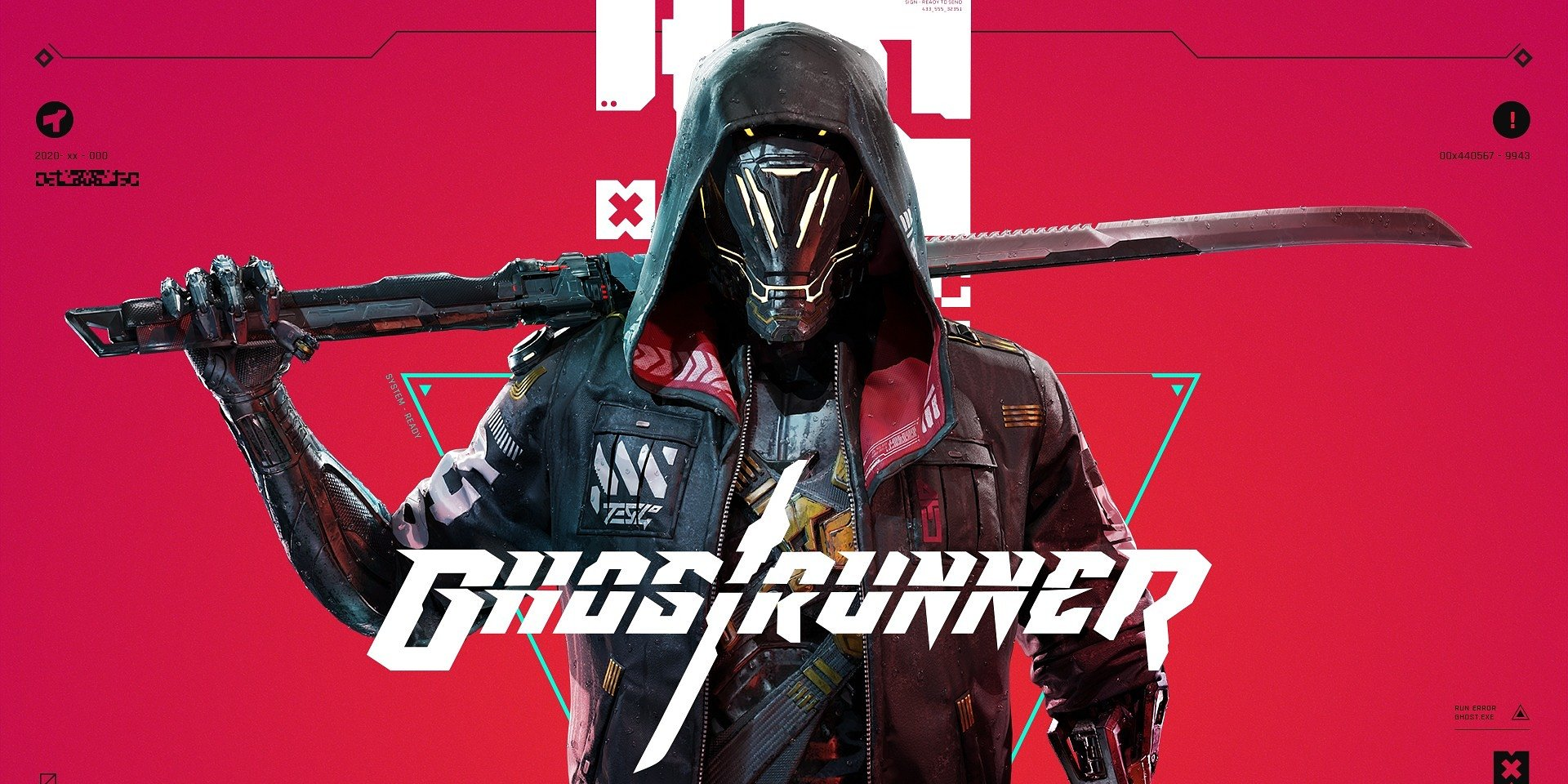 Ponad pół miliona sprzedanych kopii Ghostrunnera
