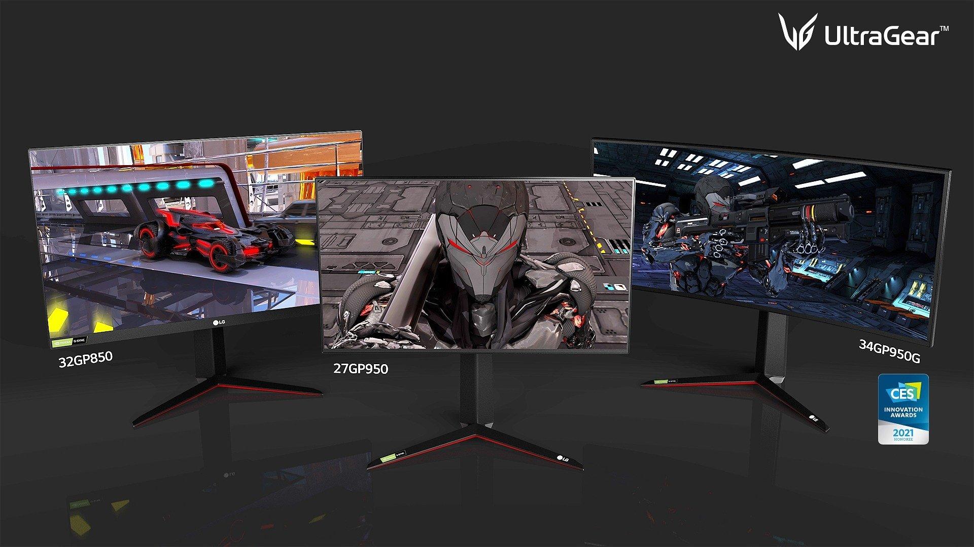 CES 2021: Udoskonalone monitory LG z najnowszej serii LG Ultra na 2021 rok przewyższają wszystkie oczekiwania