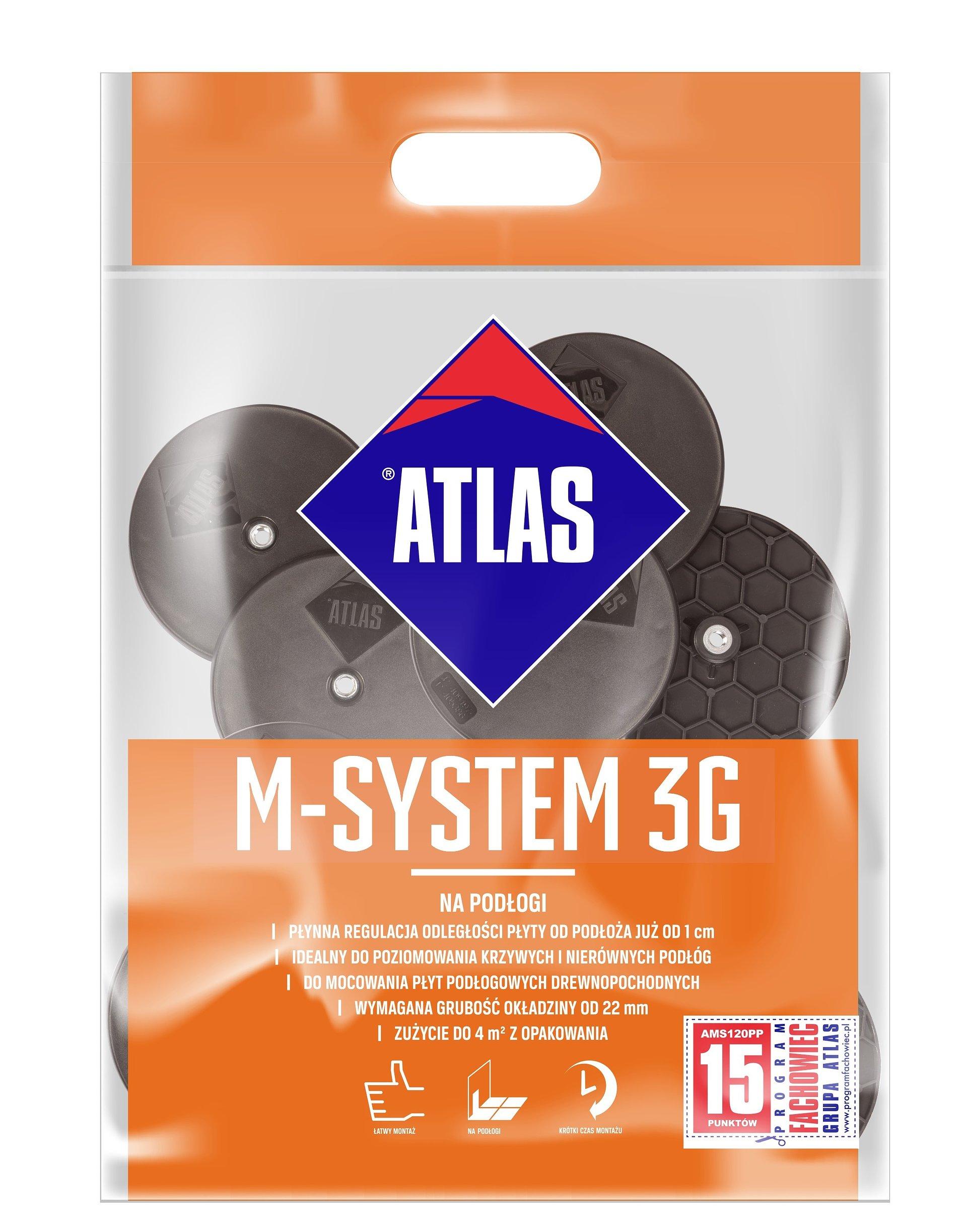 ATLAS M-System 3G w nowej odsłonie. Możemy go zamontować także na podłogach!