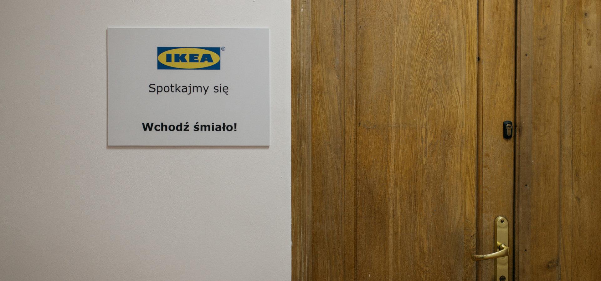 IKEA zbiera pomysły na projekty społeczne od mieszkańców Lublina