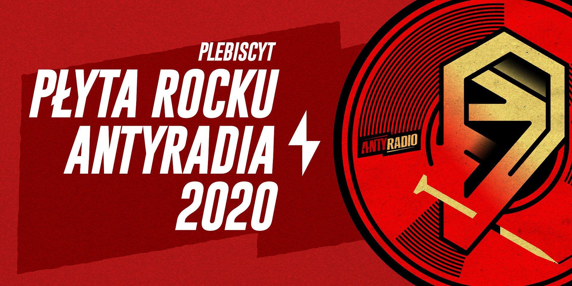 Płyta Rocku Antyradia 2020