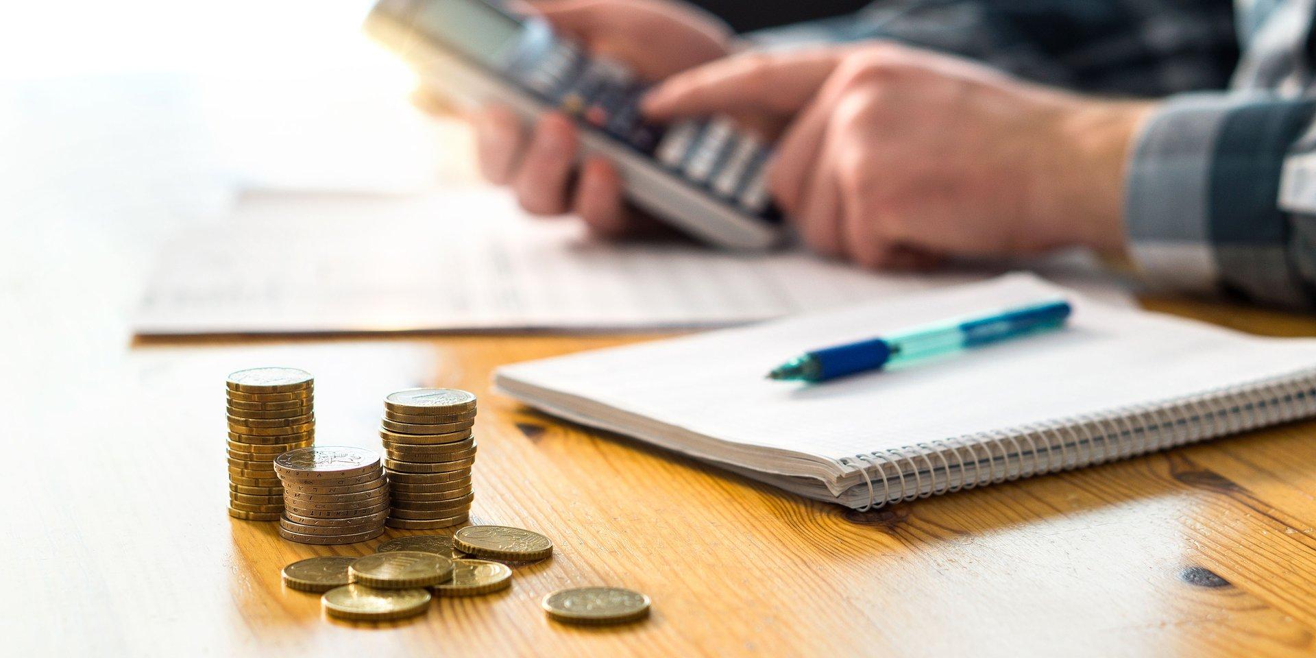 Inflacja na koniec 2020 roku 2,4%. Średnia inflacja w roku: 3,4%.