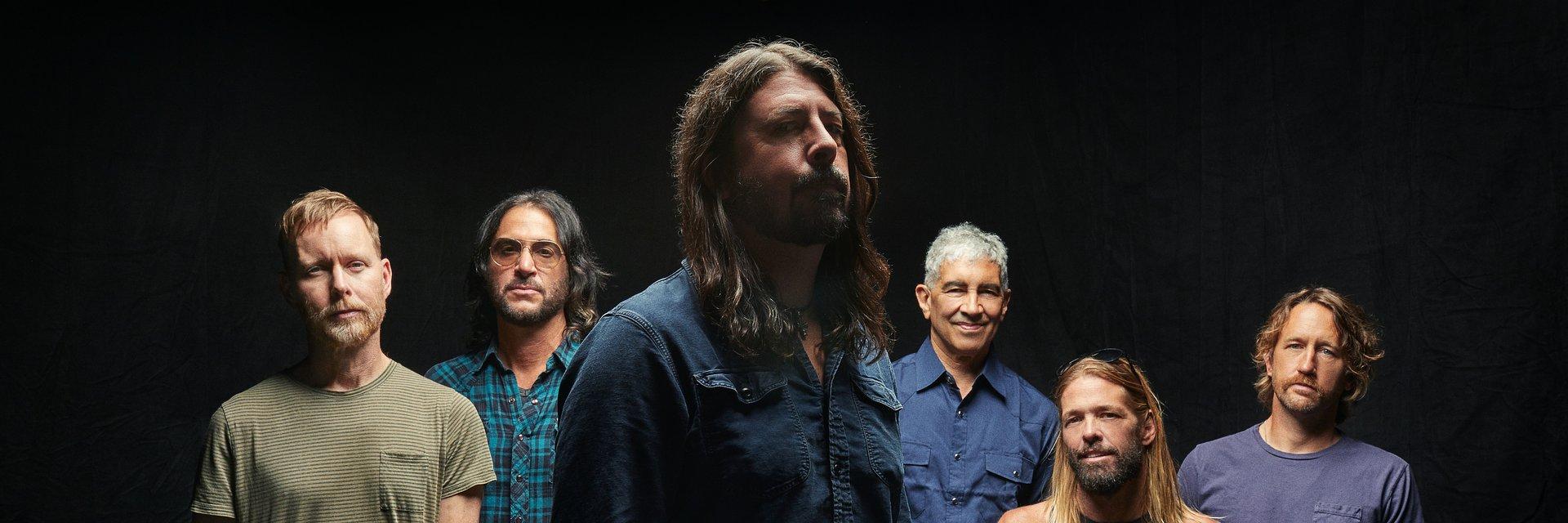 Foo Fighters o czekaniu na wojnę