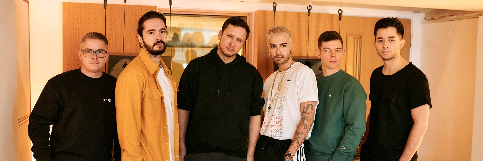 """VIZE & Tokio Hotel prezentują nowy singiel """"White Lies""""!"""