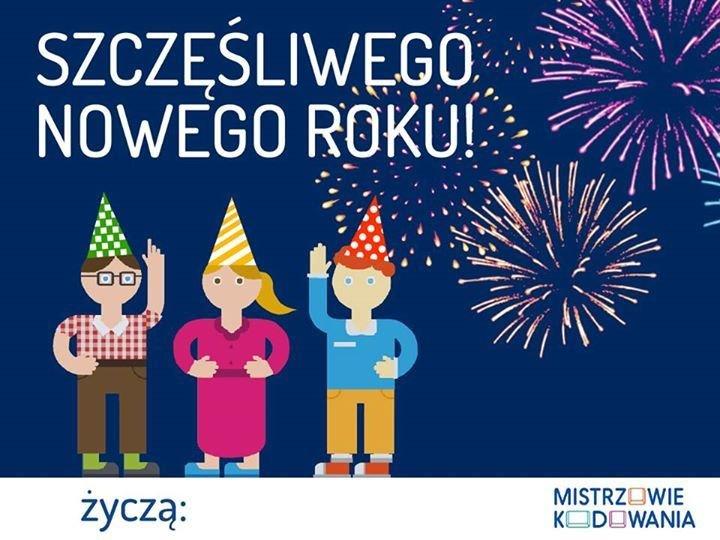 Witamy Nowy Rok !