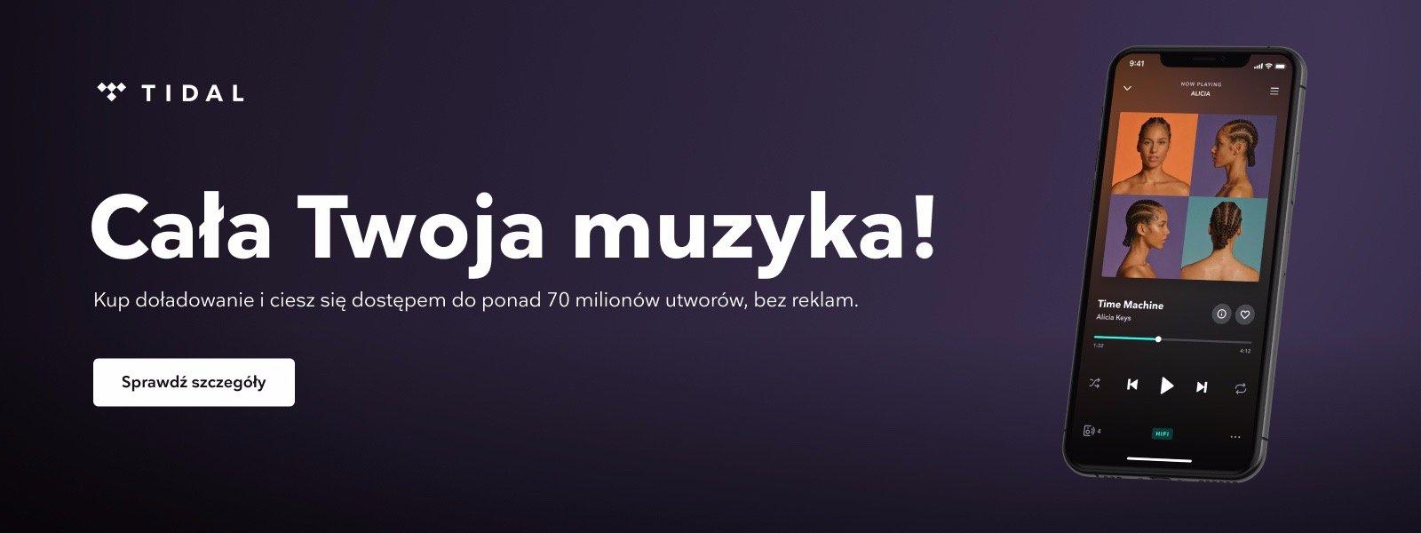TIDAL dołącza do oferty epay, wiodącego dostawcy usług prepaid na całym świecie!