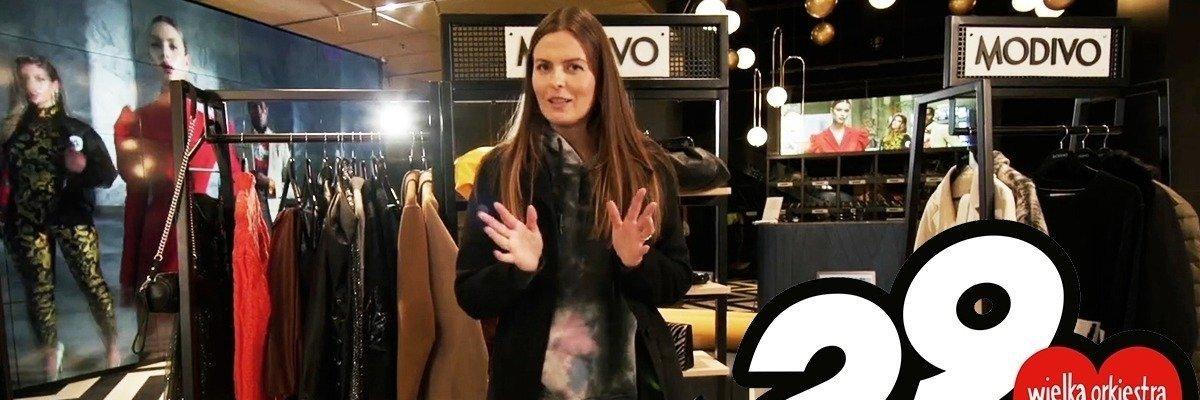 Gramy z WOŚP! Na licytacji m.in. zakupy ze stylistką Karoliną Limbach