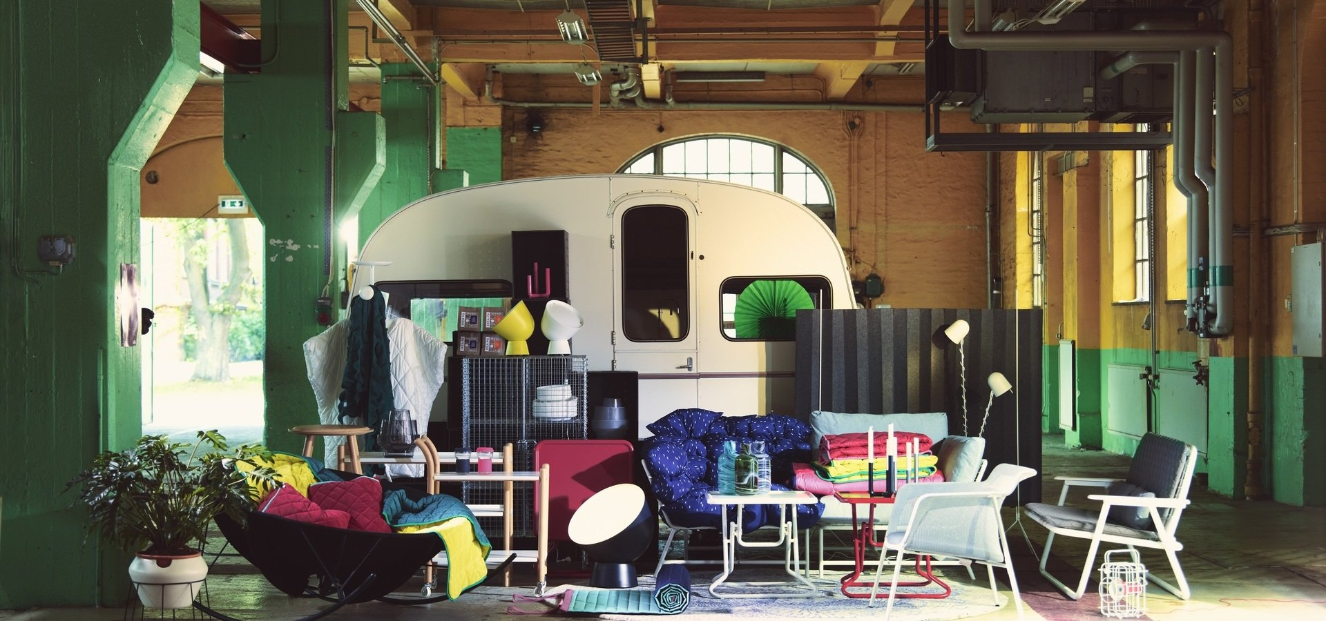 Uwolnij się! Najnowsza kolekcja IKEA PS 2017 stworzona dla kochających niezależność