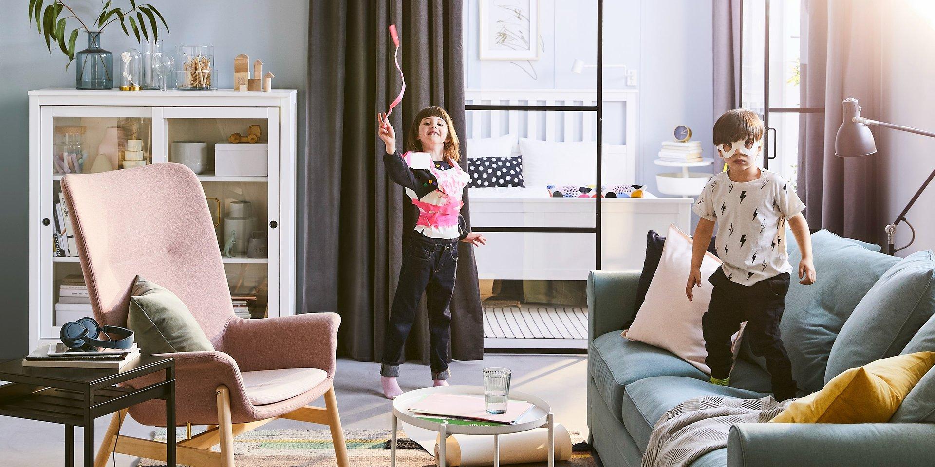 """Raport IKEA """"Życie w domu"""", czyli jak pandemia zmieniła nasze podejście do czterech kątów"""