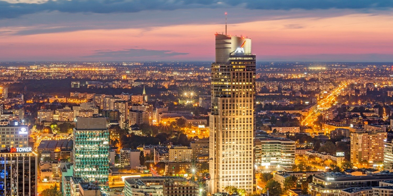 Excellent WTT - warszawski wieżowiec z nowym certyfikatem BREEAM