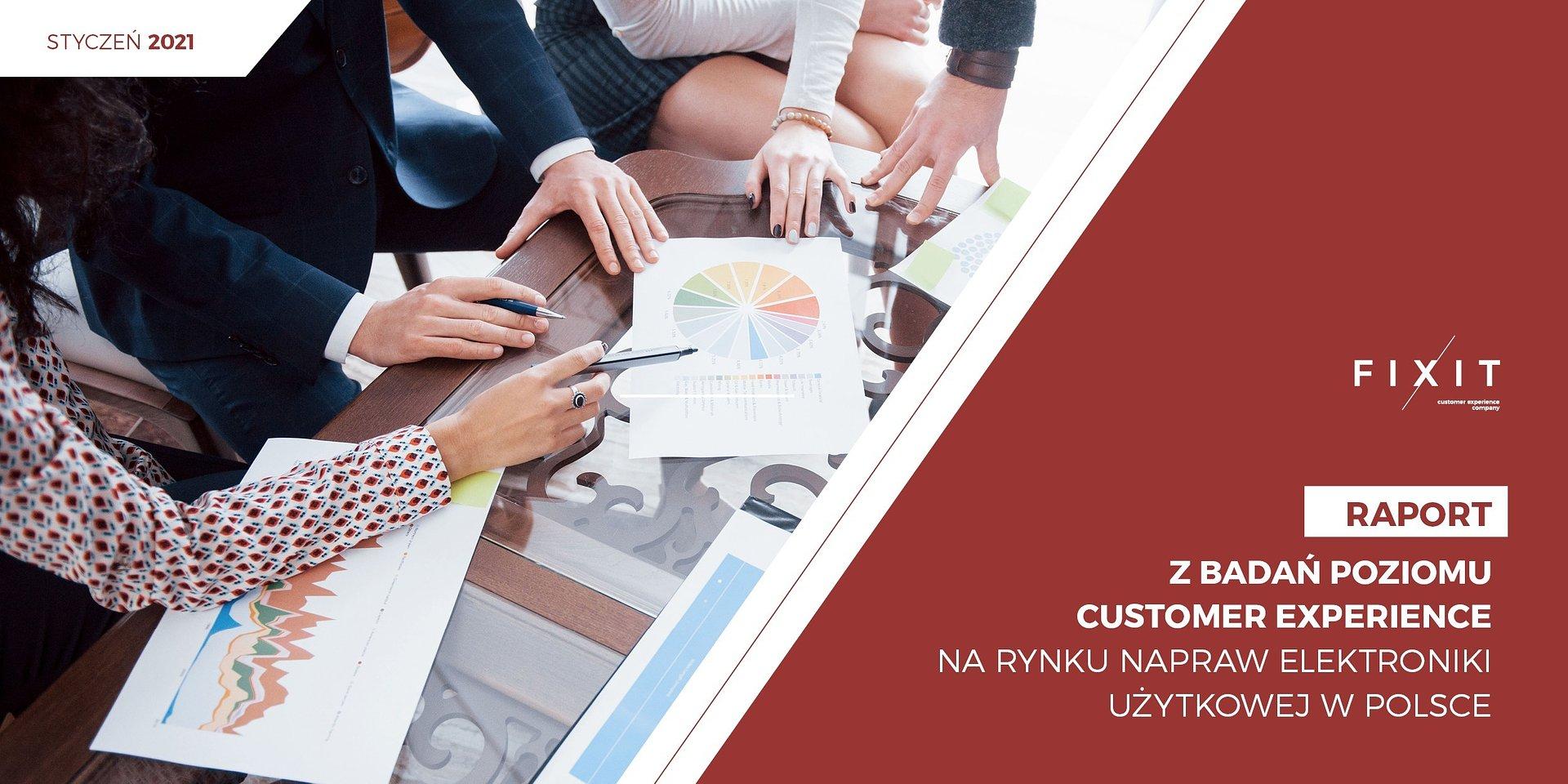 Klienci i sprzedawcy pozytywnie oceniają serwisy elektroniki. Zaskakujące wyniki badań zleconych przez FIXIT