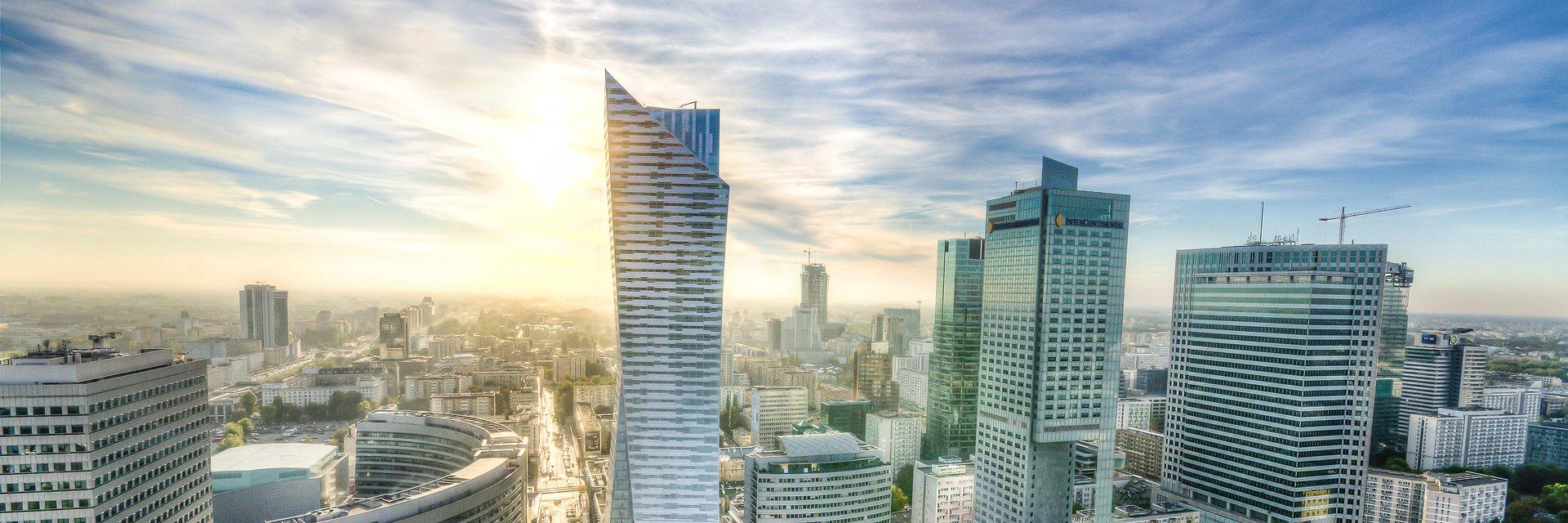 PINK opublikował dane dotyczące rynku biurowego w Warszawie w IV kwartale 2020 roku