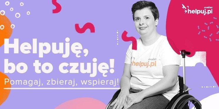 Kampania portalu zbiórkowego Helpuj.pl
