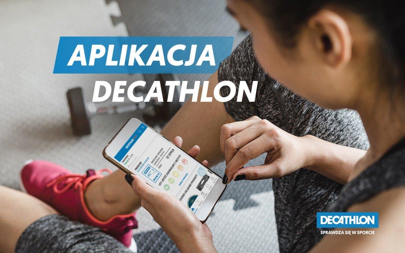 Aplikacja Decathlon z niemal 300 tys. pobrań w 2020 roku