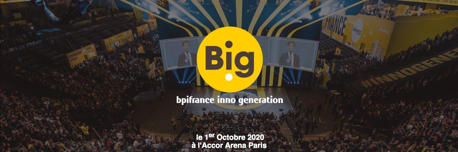 Coppernic assiste à la 6ème édition du Big et est nommé ambassadeur excellence !