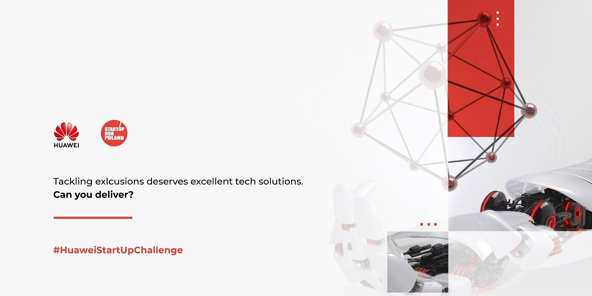 Odpowiedzialne społecznie startupy poszukiwane! Rusza nabór do #HuaweiStartupChallenge