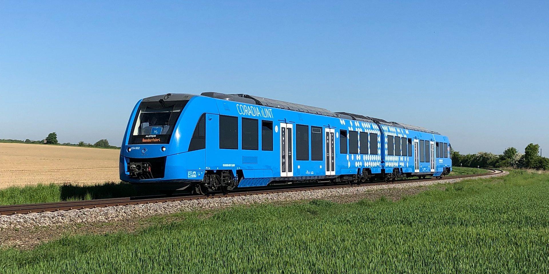 Nagroda dla Coradia iLint - pierwszego na świecie pociągu wodorowego