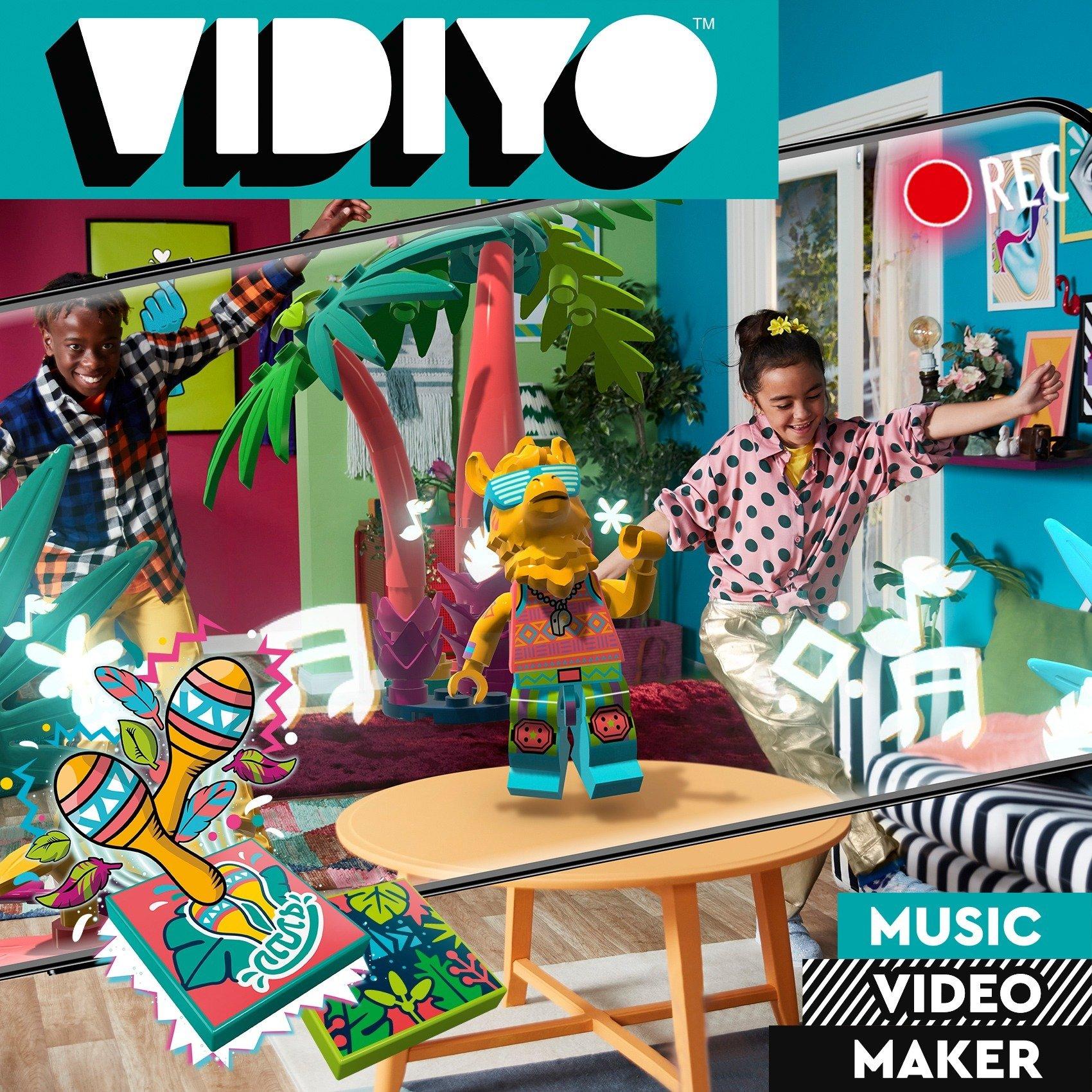 Odkryj LEGO VIDIYO – zupełnie nowy rodzaj zabawy od grupy LEGO i Universal Music Group