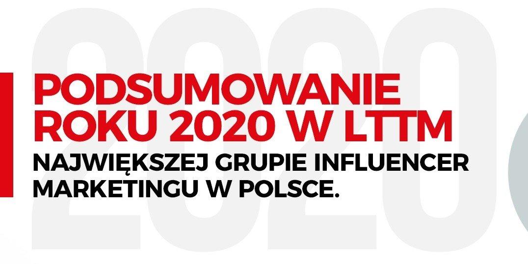 42 mln złotych wypłaciła grupa LTTM youtuberom w 2020 roku. Przychody wzrosły mimo pandemii