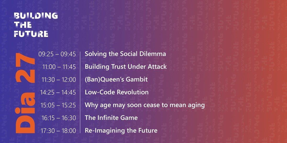 Arranca o segundo dia do maior evento de transformação digital