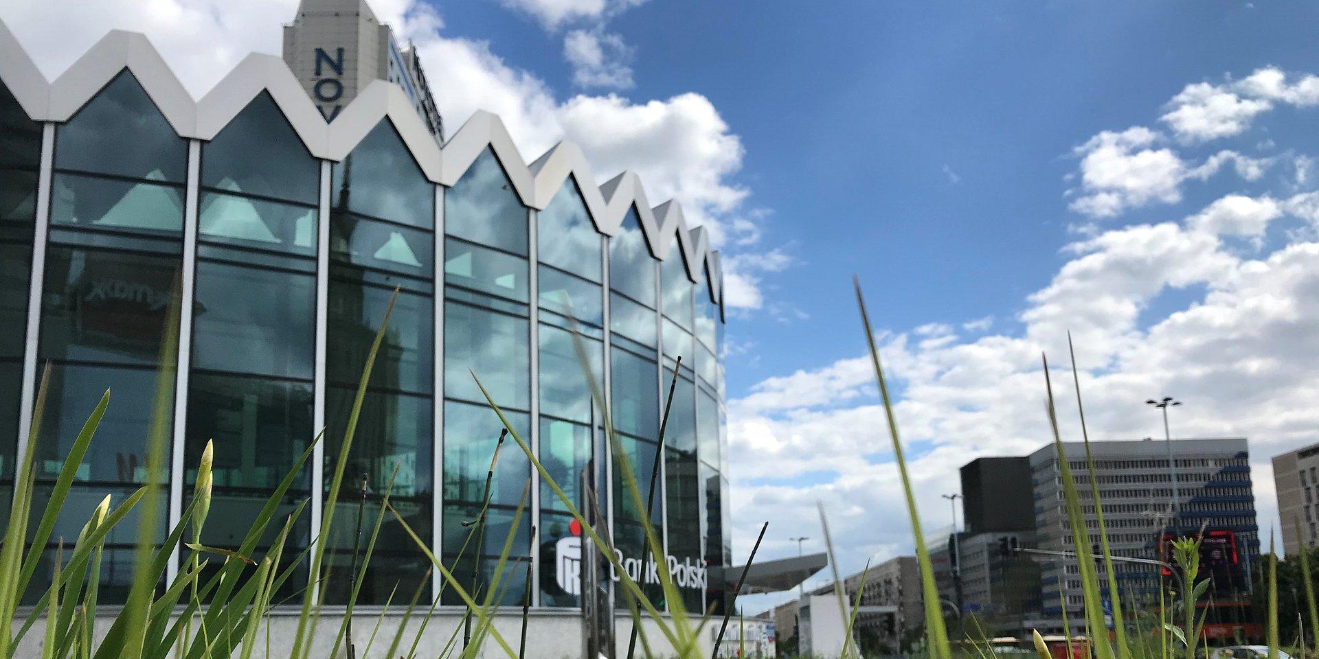 PKO Rotunda z certyfikatem zielonego budownictwa BREEAM Excellent