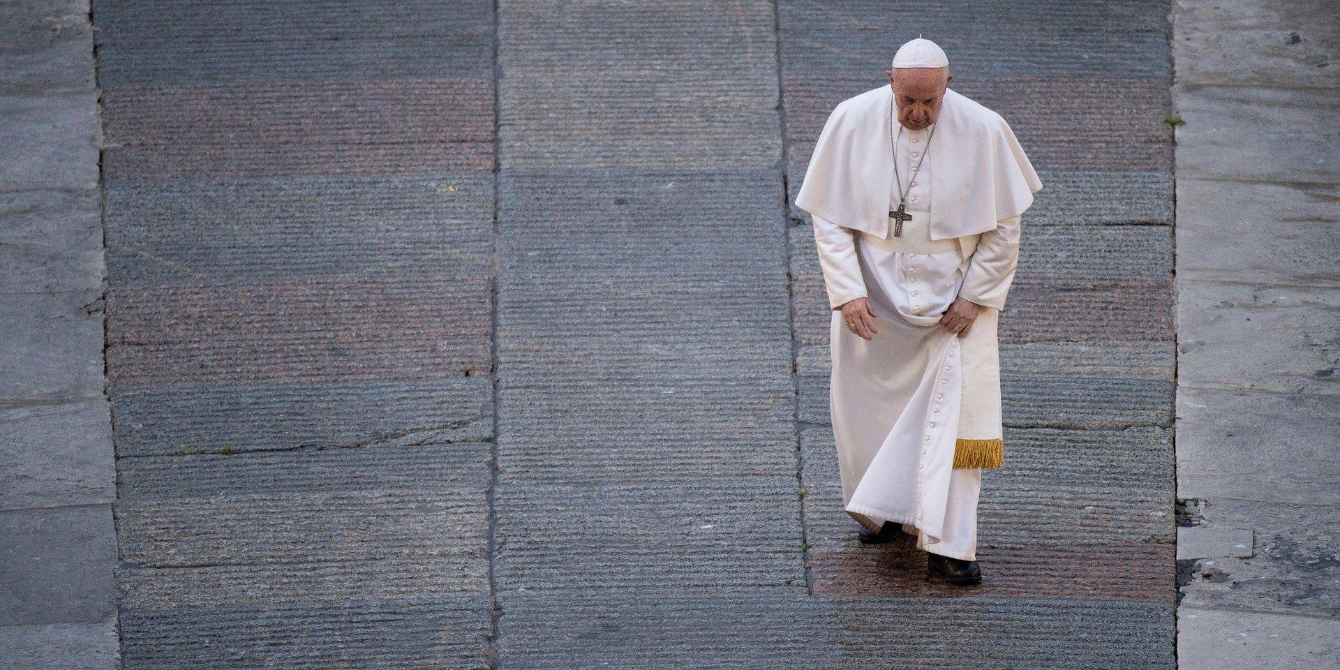 discovery+ ogłasza globalną premierę wyjątkowego filmu dokumentalnego o papieżu Franciszku