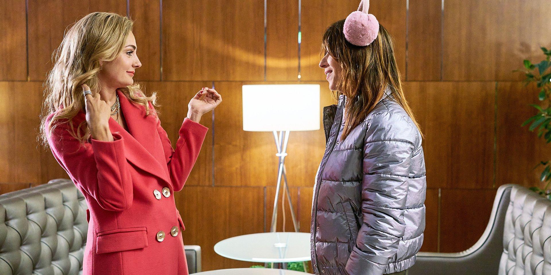 BrzydUla: Angelica wprowadza się do Violetty!