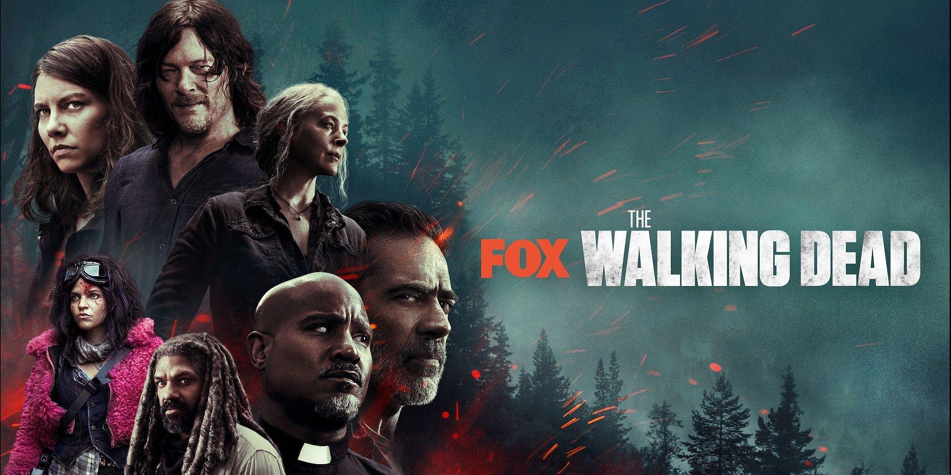 """FOX ujawnia plakat do najnowszych odcinków dziesiątego sezonu """"The Walking Dead"""""""
