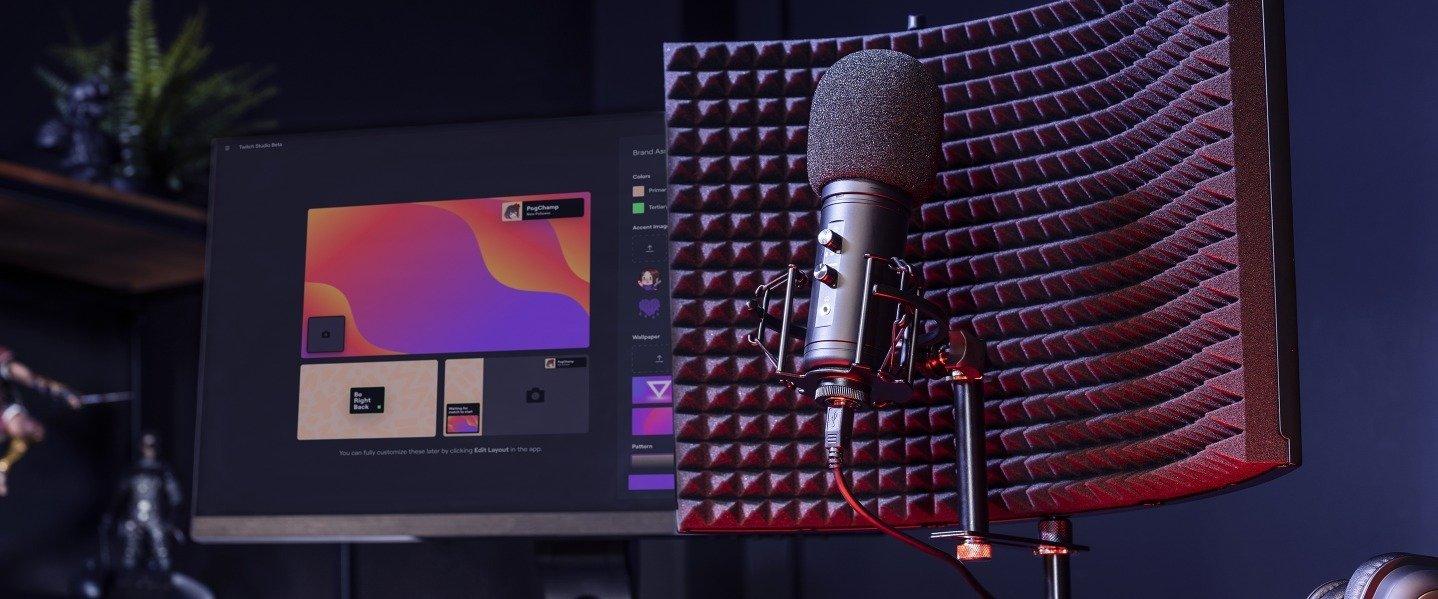 Trust GXT 259 Rudox – studyjna jakość nagrań w domowym zaciszu