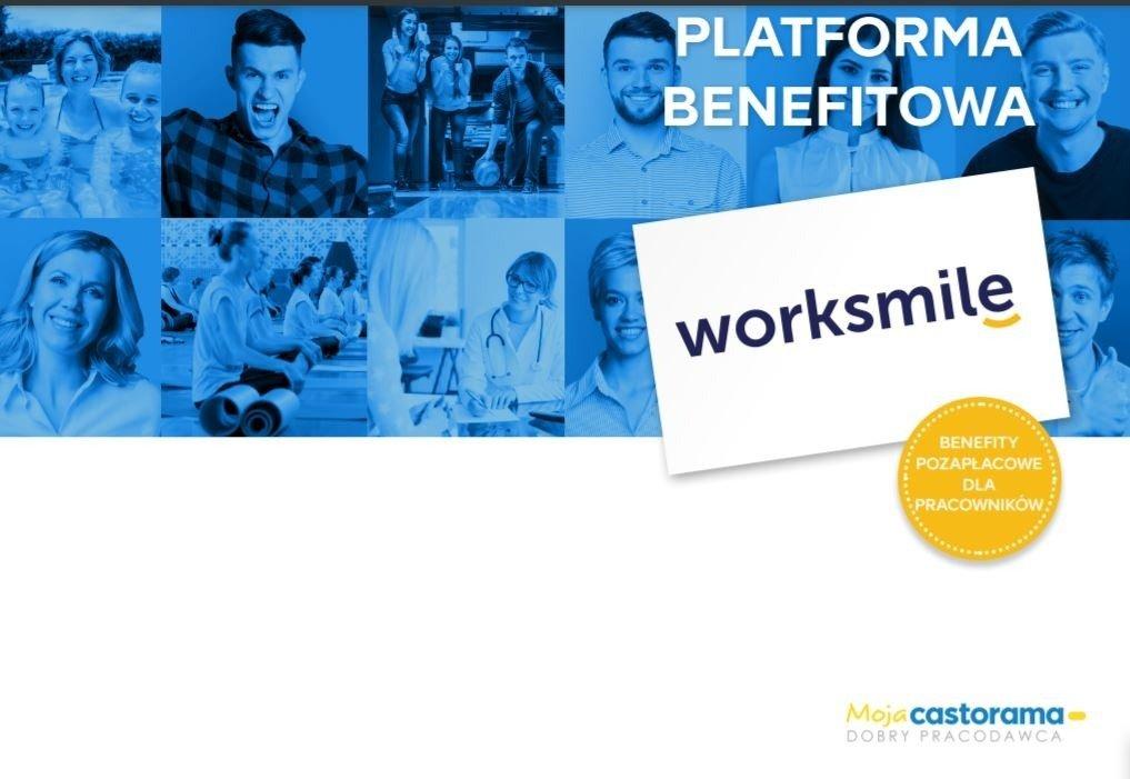 Nowa platforma benefitowa