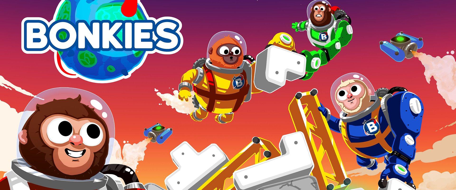 Что за весёлая суета? Да, просто, игра Bonkies вышла для Nintendo Switch, PS4, Xbox One и PC!