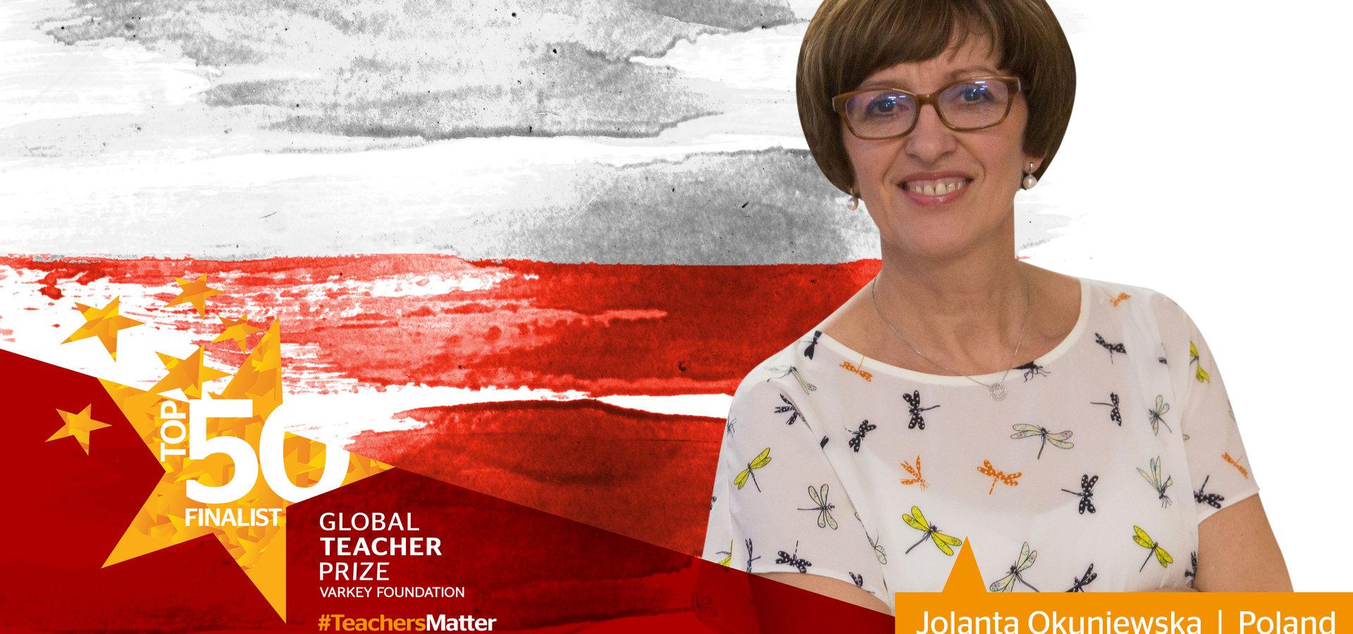 Mistrzowska Jolanta Okuniewska