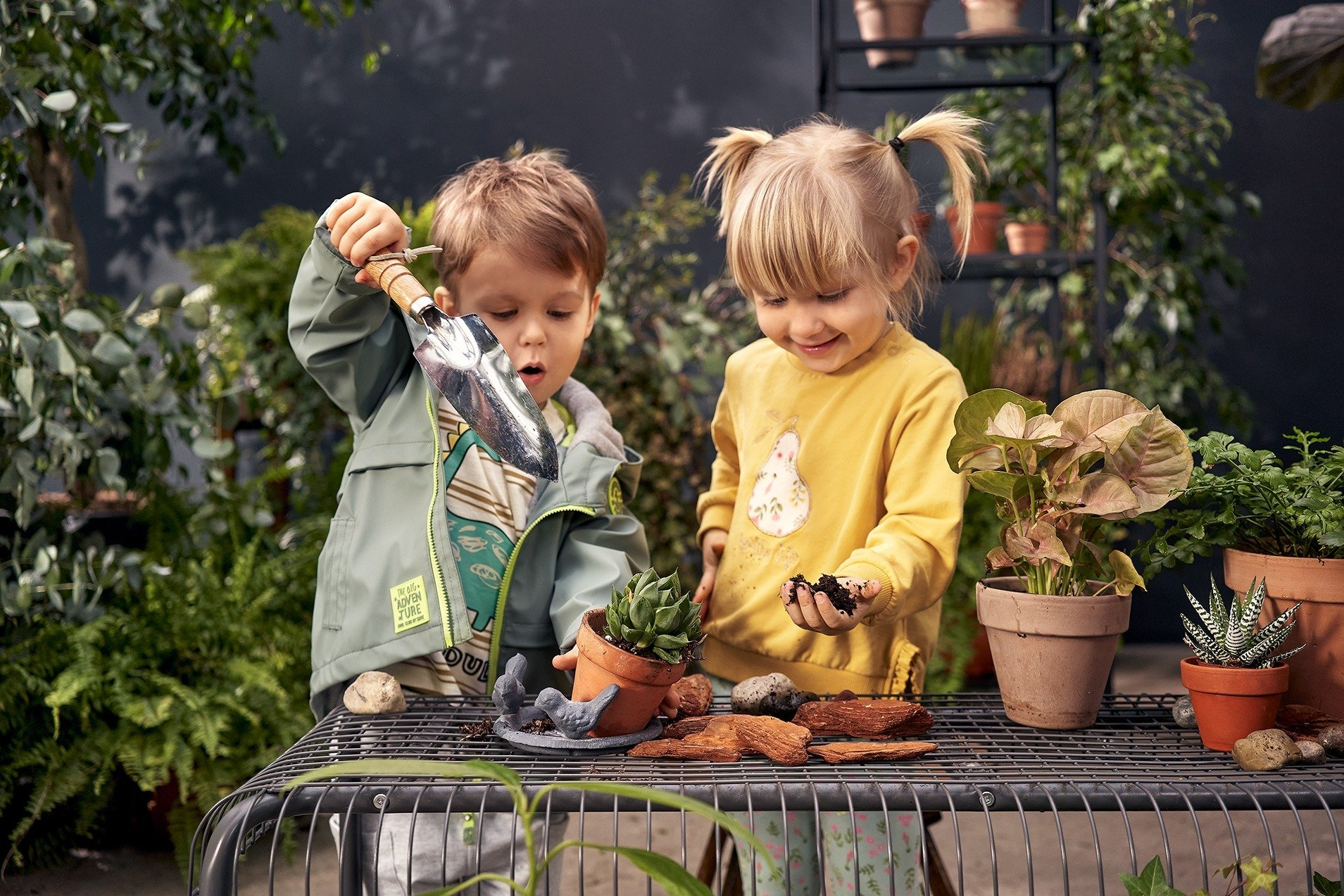 COOL CLUB wiosna 2021 - kolekcja Green Gardener