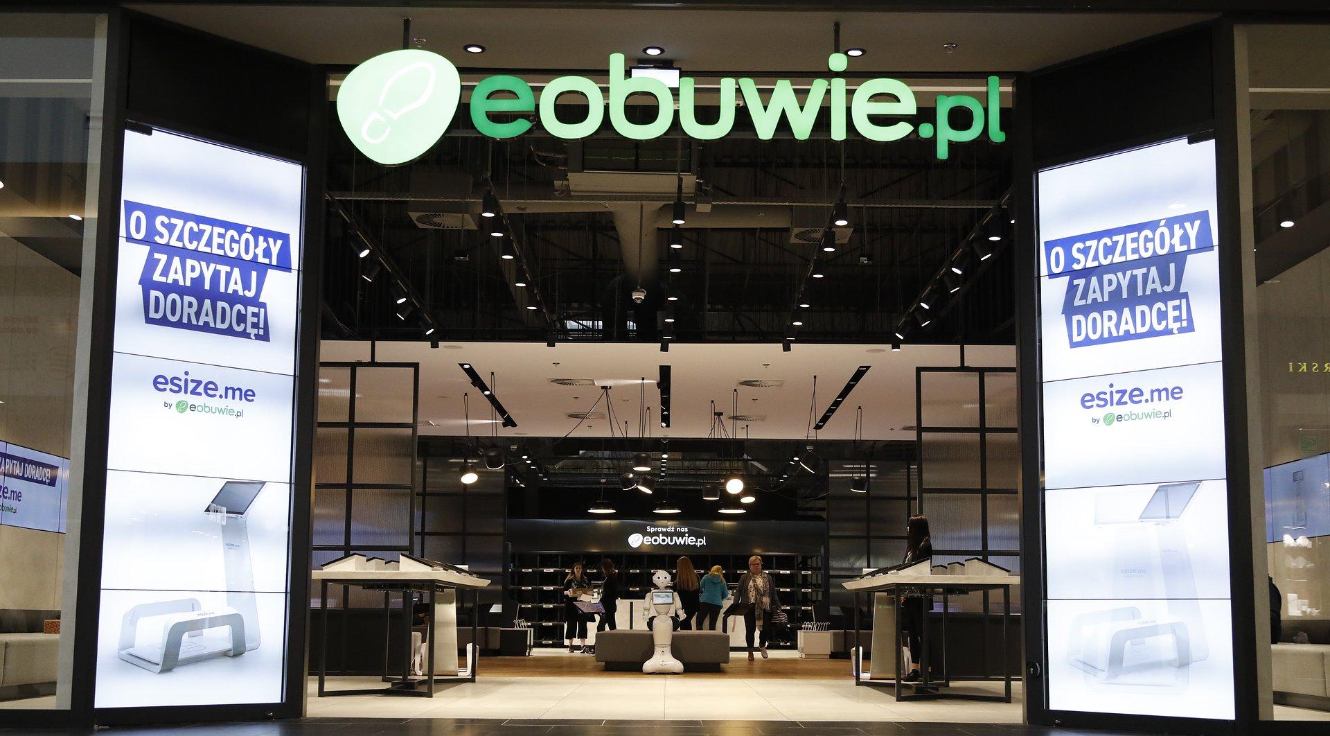 Eobuwie.pl i Modivo: wracamy ze sprzedażą stacjonarną