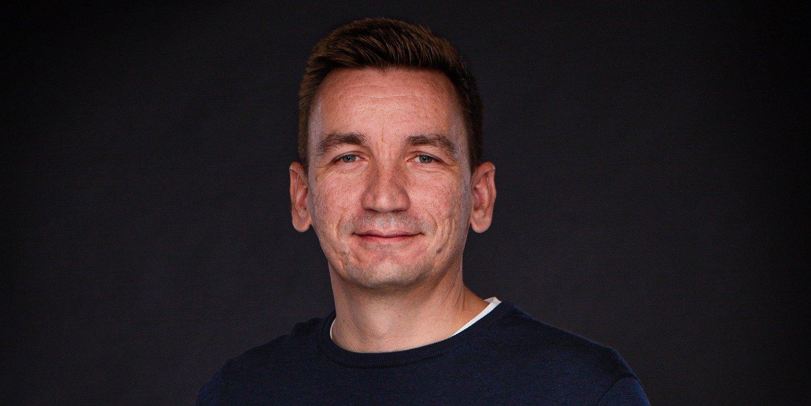 Marcin Mroczek dyrektorem kreatywnym w Grupie S/F