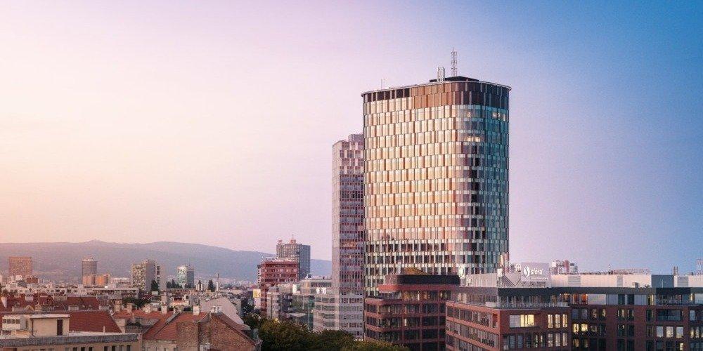 Twin City Tower ako jediná budova na Slovensku získala certifikát WELL