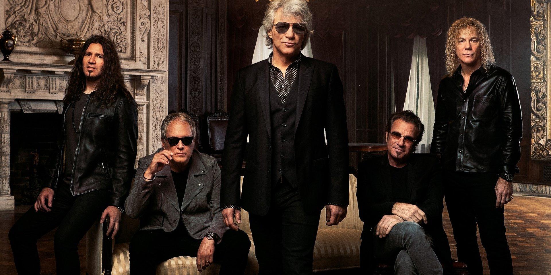 Bon Jovi z miłosną historią