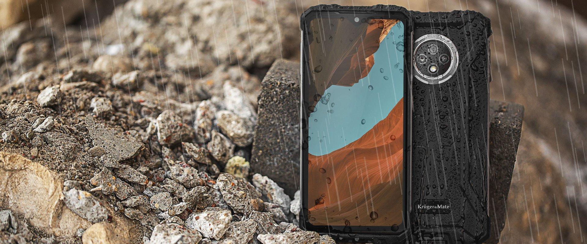 DRIVE 9 - kolejny mocny smartfon od Kruger&Matz