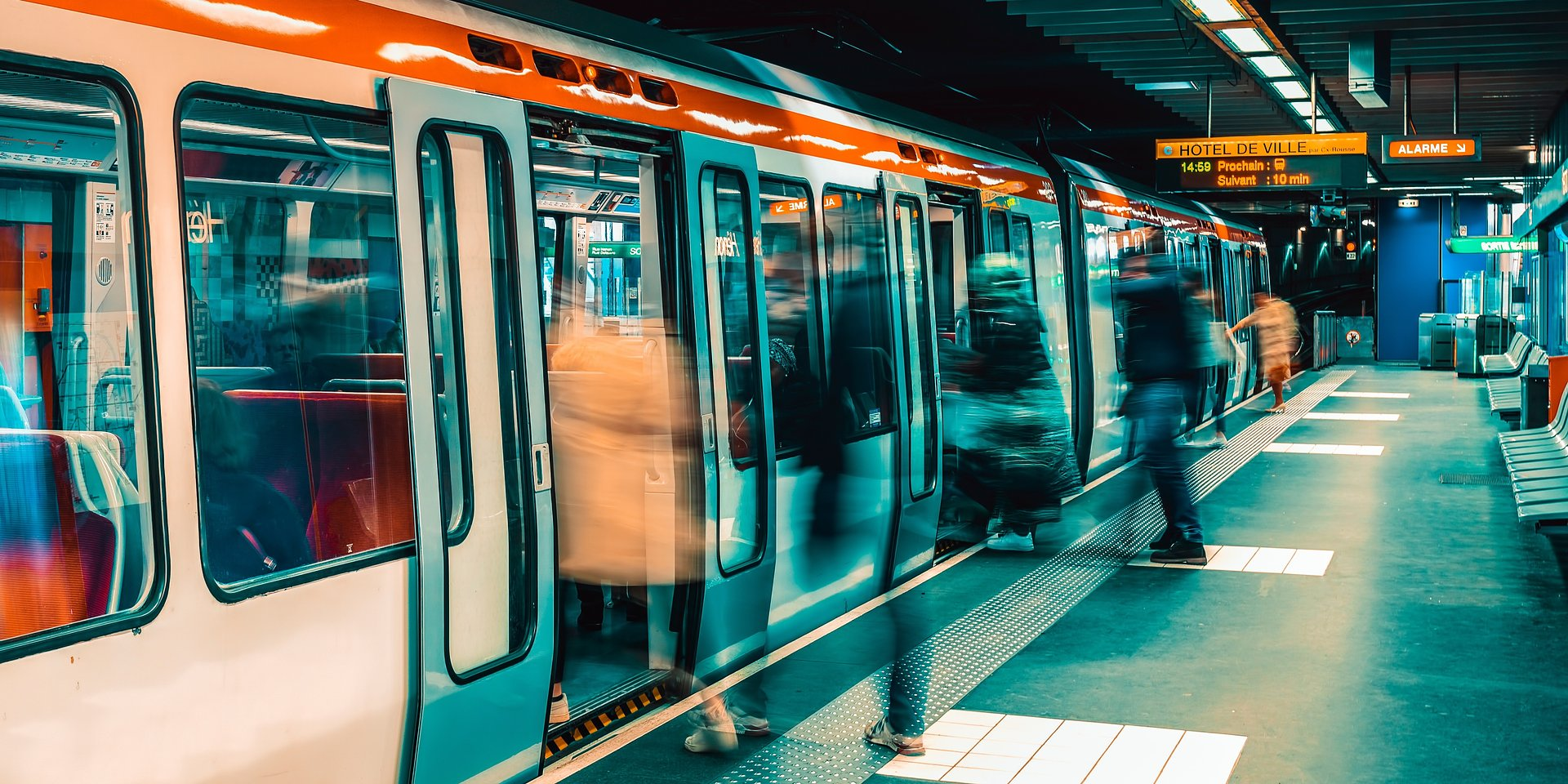 Coppernic and Worldline equip the whole Lyon region with an Open Payment solution of more than 300 C-One², the reference terminal for Public Transport.