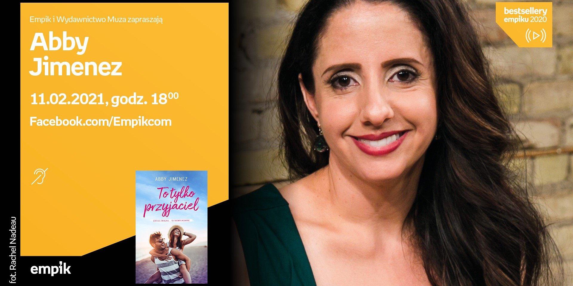 Wieczory z bestsellerami – spotkania online z Grażyną Torbicką i Maciejem Stuhrem, Abby Jimenez oraz Katarzyną Grocholą