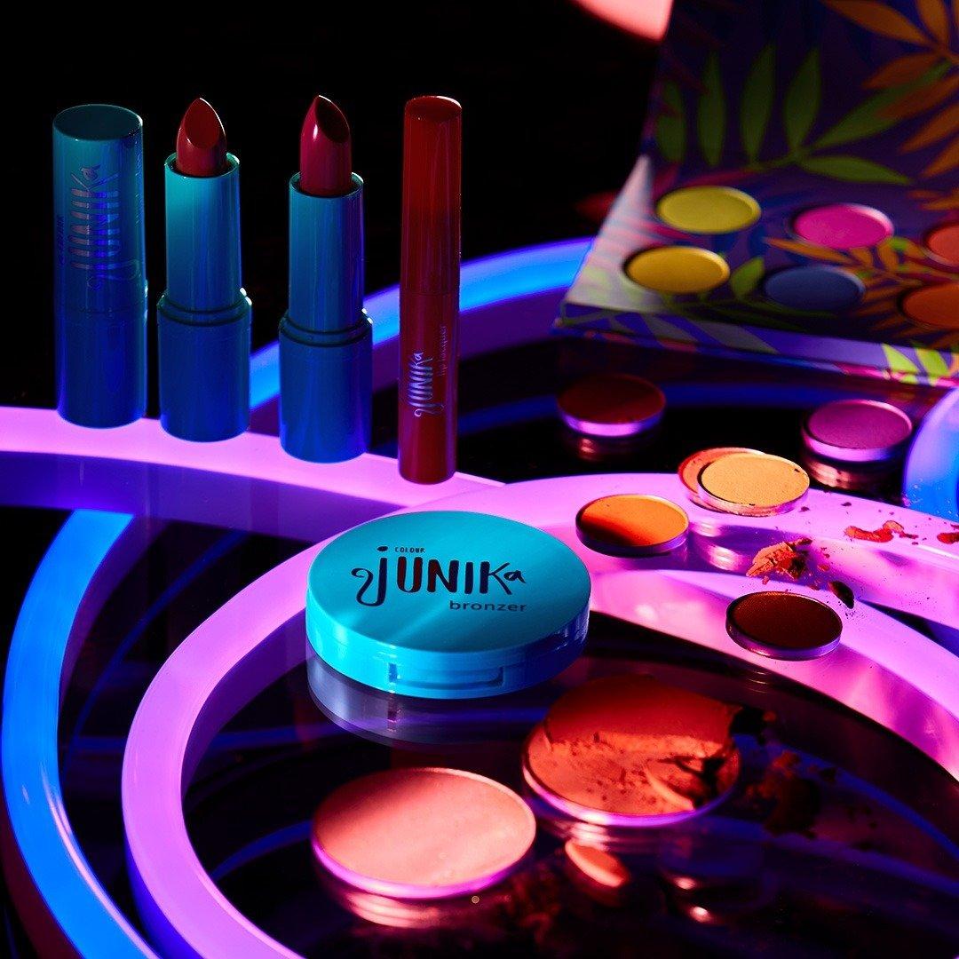 Premiera marki kosmetyków do makijażu Colour Junika w Kontigo