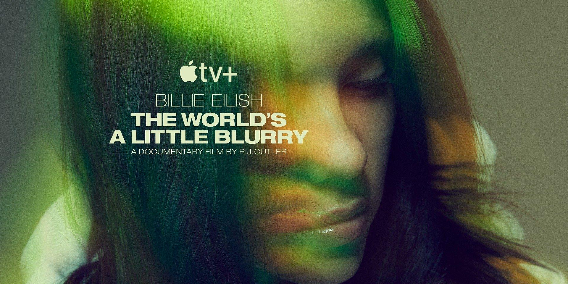 """Drugi zwiastun """"Billie Eilish: The World's A Little Blurry"""""""