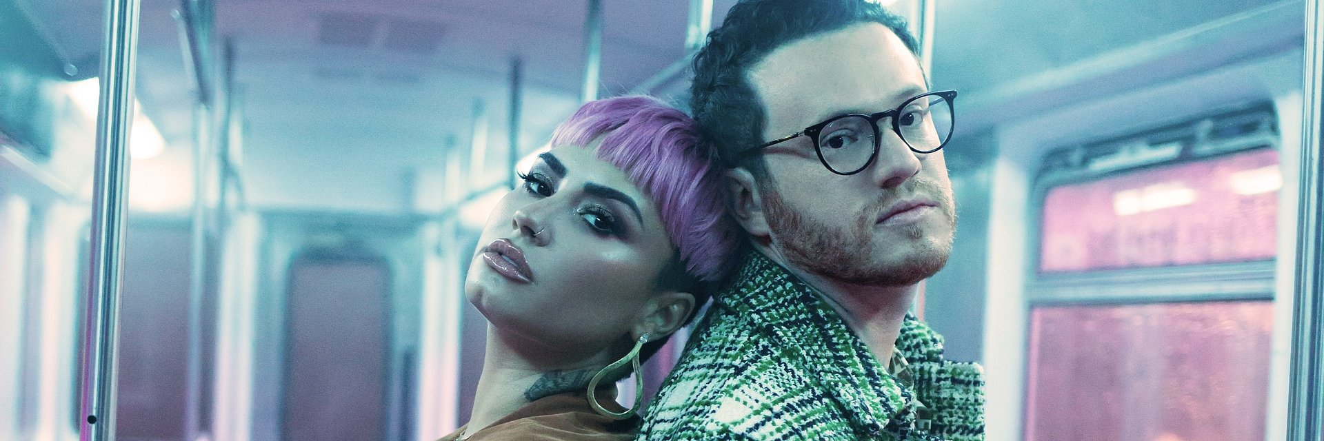 Najpiękniejszy duet - Sam Fischer i Demi Lovato
