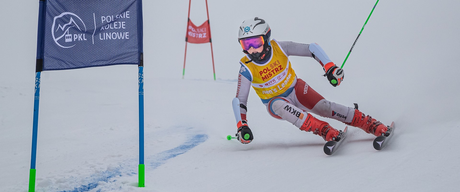 Oto najlepsi młodzi narciarze alpejscy w Polsce.